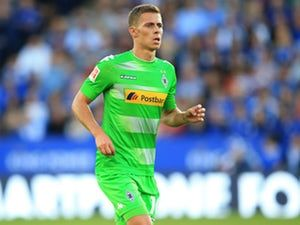 Leicester City 'to swoop for Thorgan Hazard as Riyad Mahrez's replacement'