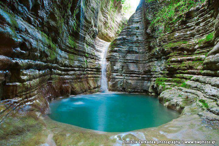 Kolibithres, Papiggo, Ioannina, Zagori region