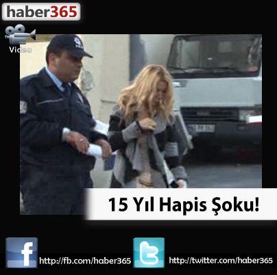 Cicişler'den Esra Ersoy'a 15 Yıl Hapis Şoku!