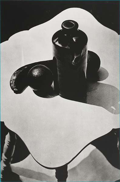 Paul Strand (1890-1976)  Jug and fruit