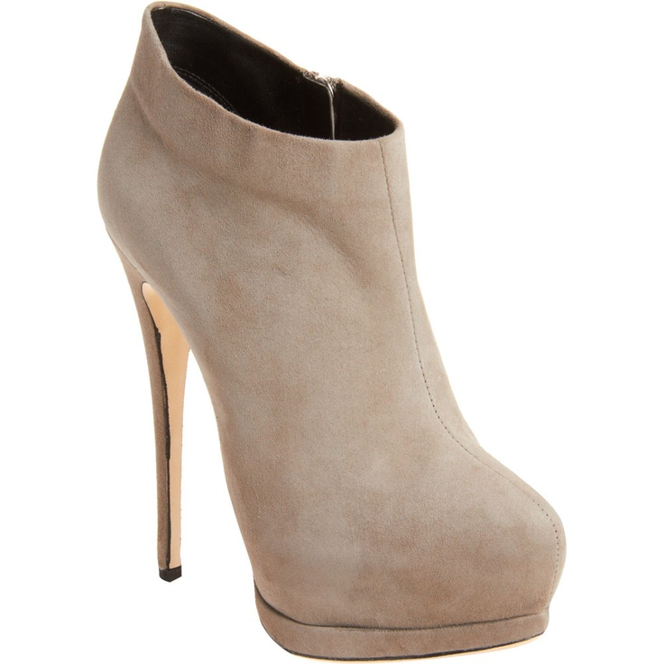 FAB Nude Bootie