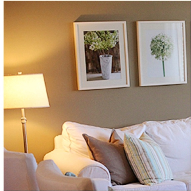 Tent Tan paint color by Sherwin Williams...it may just be the perfect warm beige... For living room?