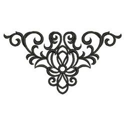 Ace Points Embroidery Design Pack: Small