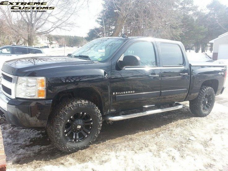 2007 chevrolet silverado 1500 engine size 6.0l