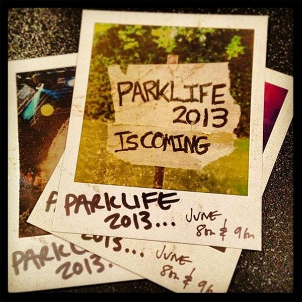 Parklife Festival 2013
