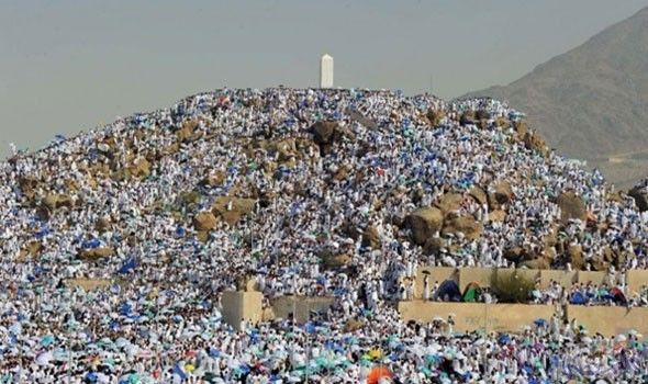 معلومات مهمة ومفيدة لا تعرفها عن جبل عرفات Arafah City Photo Which Is Correct