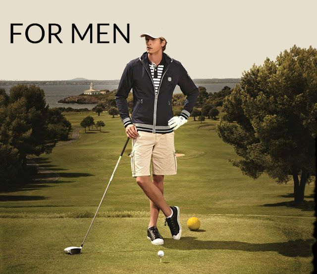 Up to 25% Off Mens Clothing at GolfGarb.