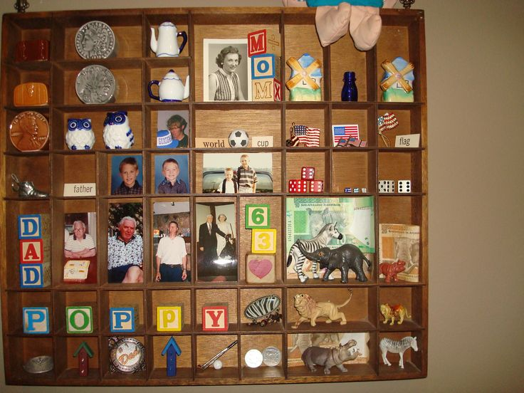 June Shadow Box - birthdays, Father's Day, Anniversary, South Africa, Flag Day, World Cup Soccer JW