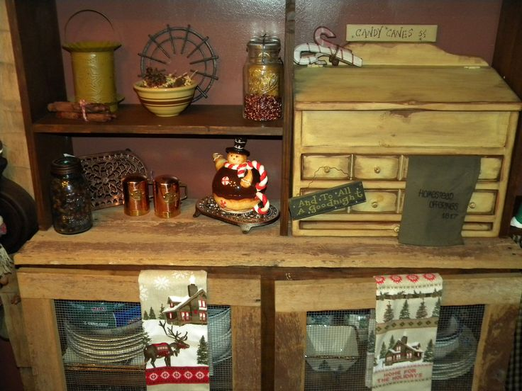 Christmas Kitchen Decorating Gingerbread Men 2012