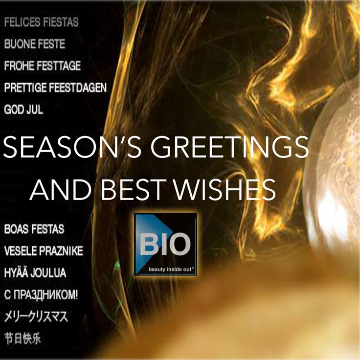 Season's Greetings to all our clients, family and Friends. Thank you for being part of our business through the year.