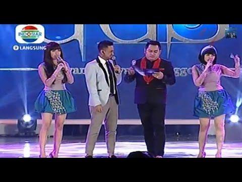 GGS Indosiar Goyang Goyang Senggol Games 17 Agustus 2014