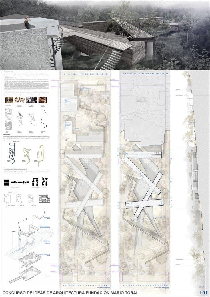Galería - Segundo Lugar Concurso de Ideas Museo Mario Toral: BBATS + TIRADO Arqtos. - 12
