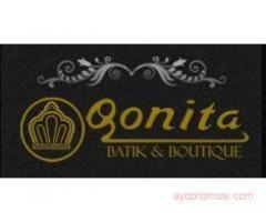 Qonita Batik #ayopromosi #gratis http://www.ayopromosi.com