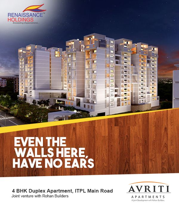 At Avriti, No more locked doors or drawn curtains, untinted windows, the end of hushed tones, Shades which are never down. #AVRITI #RENAISSANCE