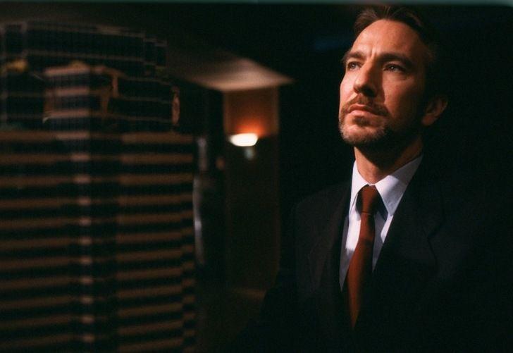 Alan Rickman, 1988, 'Die Hard'
