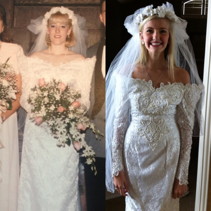 Wedding Gown For Parents: My Parents Wedding 18th Anniversary Is Tomorrow And I