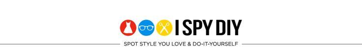 I Spy DIY: MY DIY   Heart & Punctuation Pillow