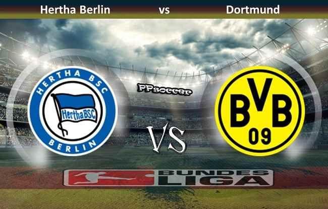 Hertha Berlin vs Borussia Dortmund Prediction 11.03.2017   PPsoccer