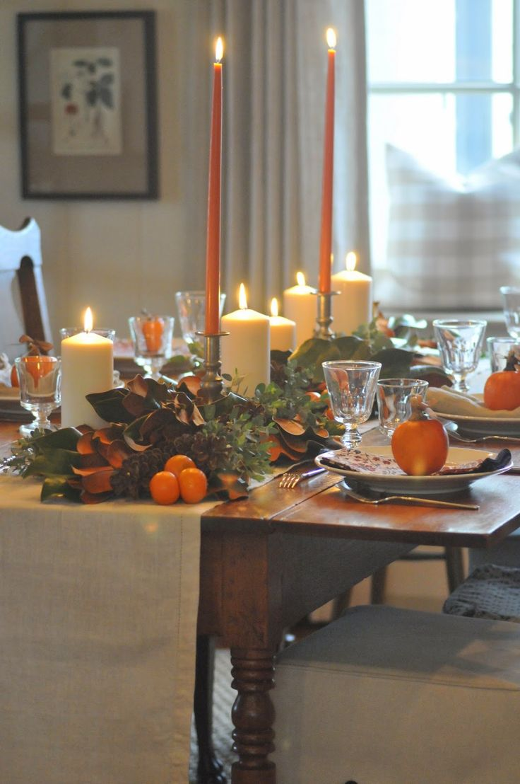 NINE + SIXTEEN: Our Thanksgiving In Pictures