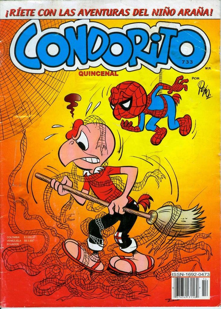 Condorito 733