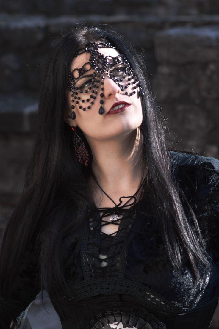 DoraS Photo #goth  #gothic  #gothicgirl  #nekromancica  #gothicmoment  #gothgoth