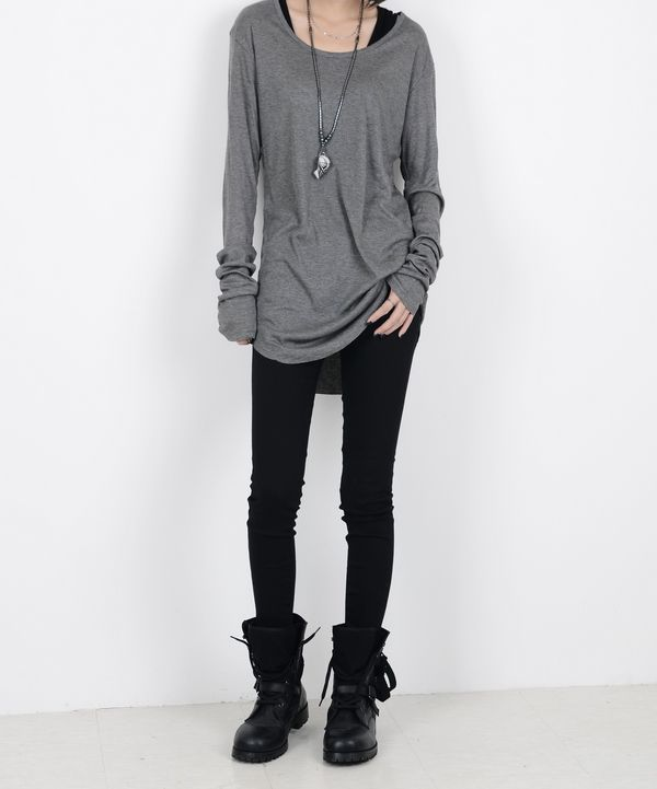 Wearing something almost exactly like this tomorrow except theres a skull on the front of the sweater.