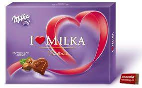 Milka chocolade