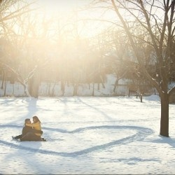 Winter Engagement Photos (Brrrr!) « Weddingbee Boards
