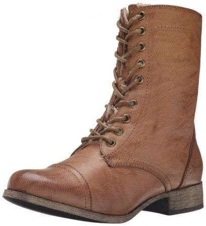 10.The Best Women Combat Boots Review in 2016