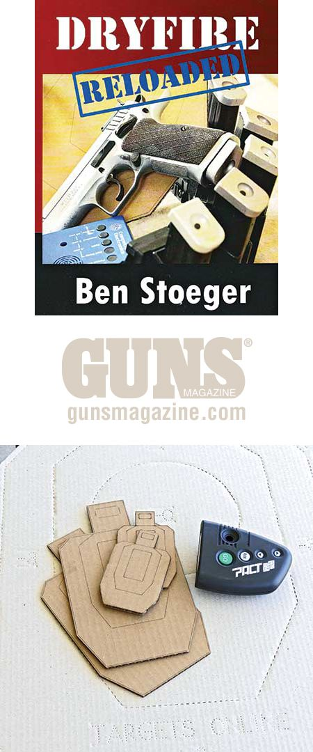 """GUNS CLINIC:Shooter, Train Thyself   By John Connor   Between beginners and blazing-fast blasters there's """"muddlers in the middle,"""" like me (and maybe you). Here's some drill ideas that work.   © GUNS Magazine 2017"""