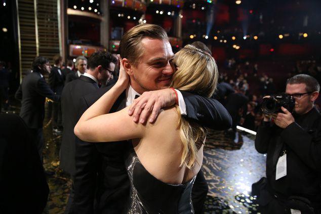 Leonardo DiCaprio uses Oscars speech to address climate change