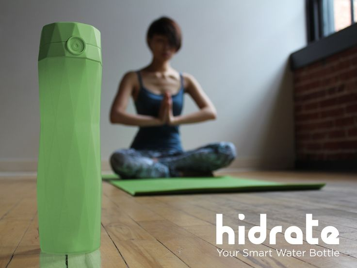 HidrateMe Smart Water Bottle project video thumbnail