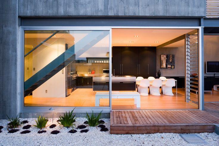 JULIAN GUTHRIE ARCHITECTURE | Cross House » Archipro