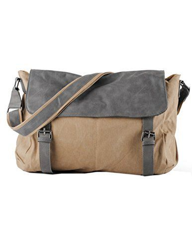 New Trending Bumbags: CUKKE Canvas Unisex Cross-body Bag Outdoor Casual Bag Khaki. CUKKE Canvas Unisex Cross-body Bag Outdoor Casual Bag Khaki   Special Offer: $49.99      166 Reviews Brand:CUKKEWelcome to CUKKE Amazon store. CUKKE has been founded for years.We are the manufacturer which is specialized in genuine leather products for men and women,including...