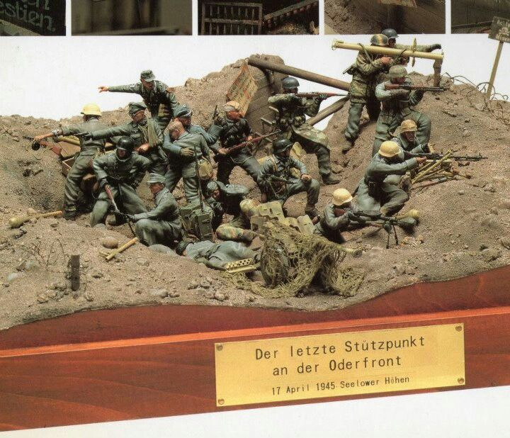 401 best world war sprue images on pinterest diorama for Scale model ideas