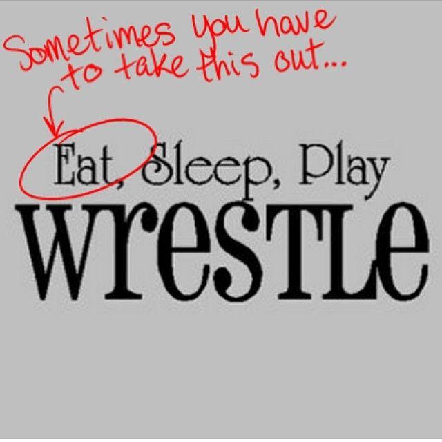 #wrestlerproblems