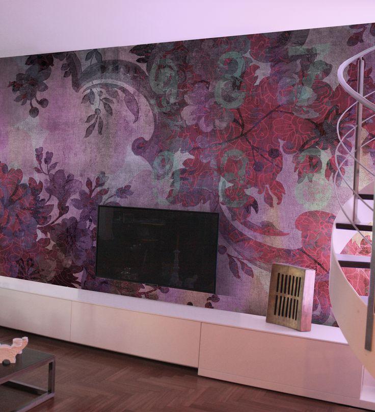 Panoramic wallpaper VICTORIYA Venice Collection by N.O.W. Edizioni