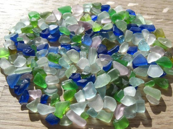 Tiny Bulk Sea Glass for Sale by TidesTreasures on Etsy, $30.00