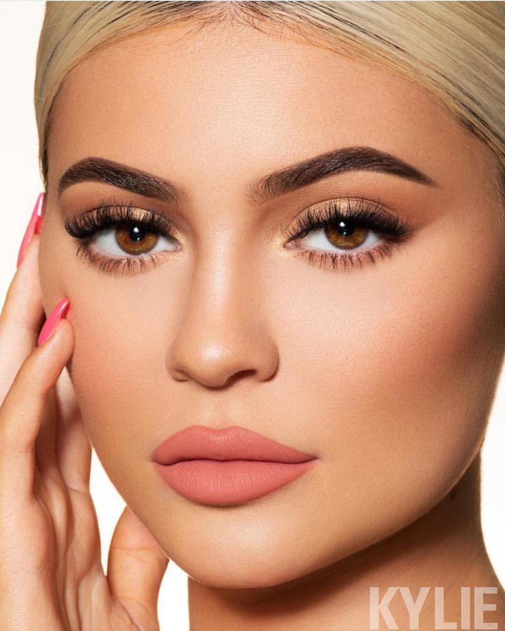 Kylie Jenner Shares Makeup Free Selfie   InStyle.com