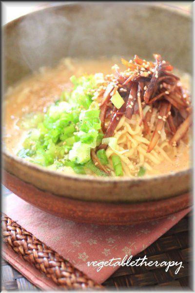 すりすり玉ねぎの味噌ラーメン by つづみさん | レシピブログ - 料理 ...