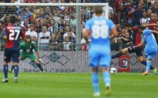 Napoli: finisce 0-2 la sfida contro i cugini genoani #SerieA