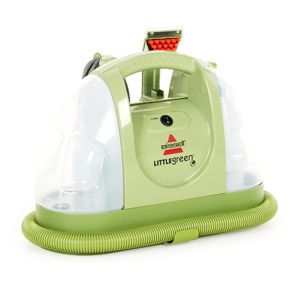 bissell little green portable deep cleaner - Bissell Steam Cleaner