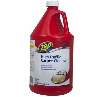 Zep Commercial 1-gal High Traffic Carpet Cleaner