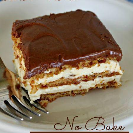 No Bake Eclair Cake Recipe   Key Ingredient