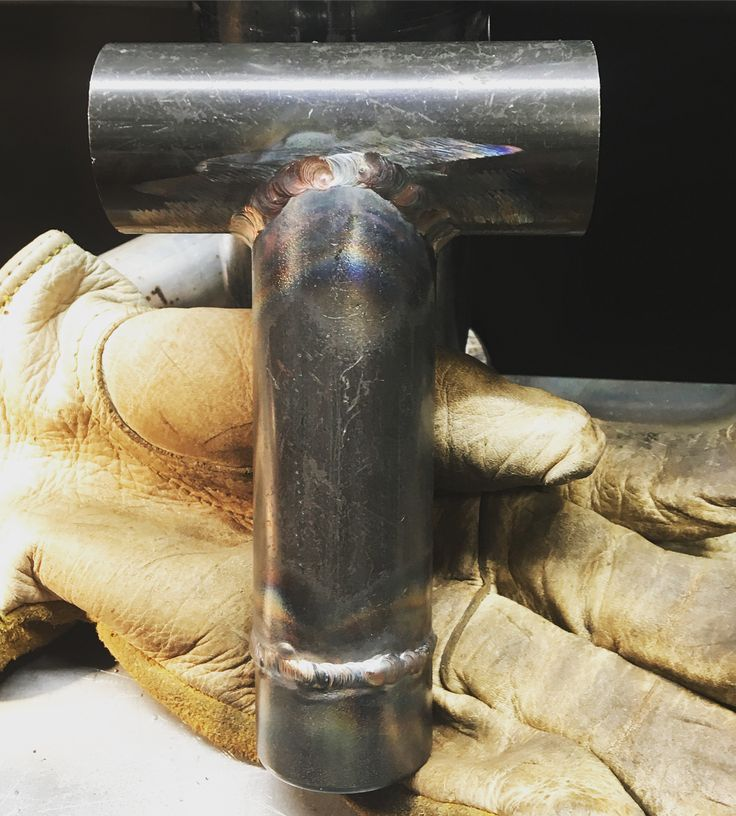 A blind squirrel finds a nut! Passed a basic weld test on the first try. Had to make it past 7000 lbs. Material split at 9000! #welding #welder #weldtest #linconelectric #weldingschool #tig #tigwelding