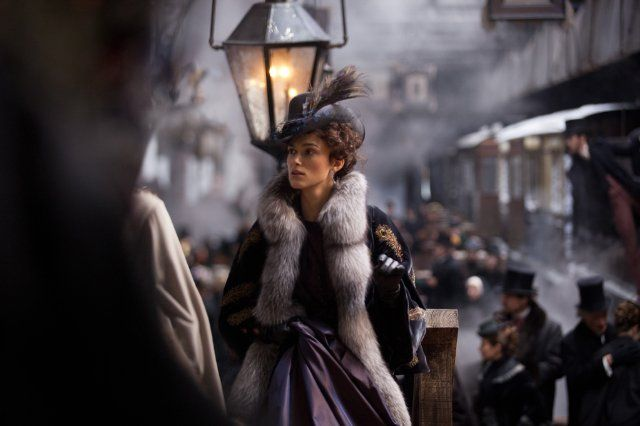 Still of Keira Knightley in Anna Karenina  She's gorgeous <3