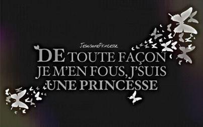#Princesse