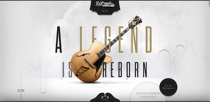 D'Angelico Guitars | A Legend is Reborn