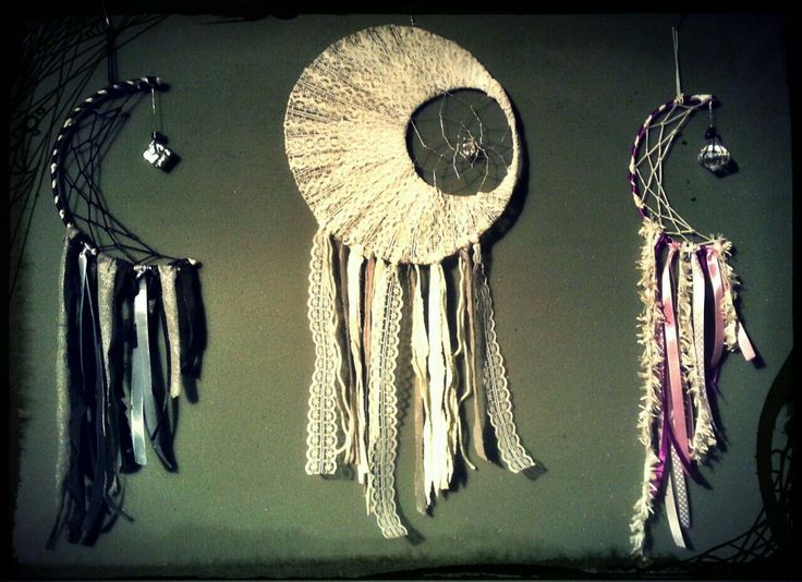 Moon dream catcher's