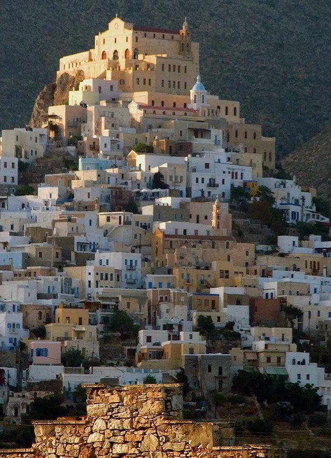 Ermoupoli, Syros Island, Greece